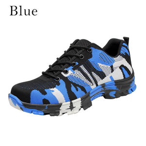Blue Army Unbeatable Shoes