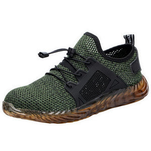 Green Unbeatable Shoes