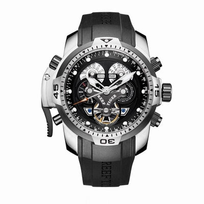 REEF TIGER : Men's Luxury Sports Watch