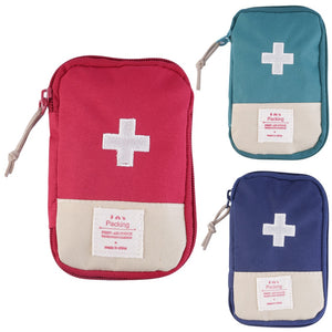 Durable Outdoor Camping Home Survival Portable First Aid Kit bag Case Convenient
