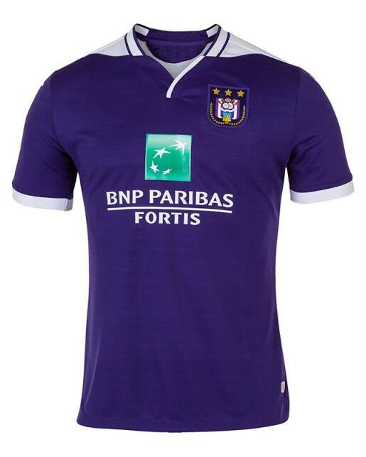 2019 2020 Anderlecht Running T-Shirt Breathable