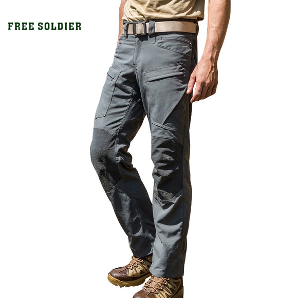 FREE SOLDIER Outdoor sports tactical pants