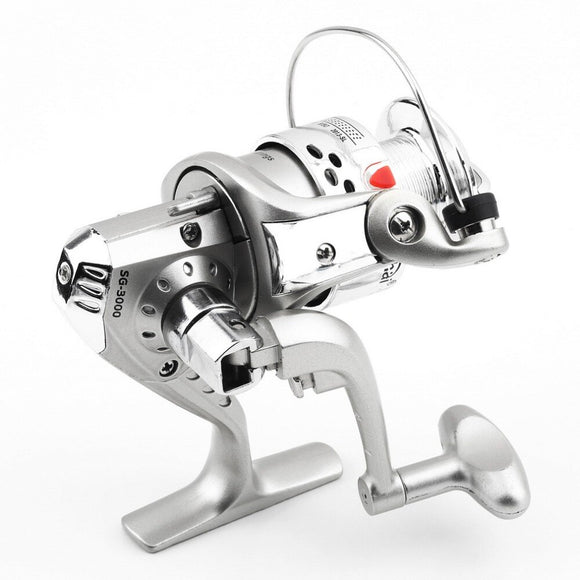 5.1:1 6BB Ball Bearings Fishing Spinning Reel Left/Right SG-3000