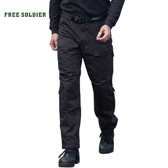 FREE SOLDIER outdoor sports tactical military men's pant four seasons