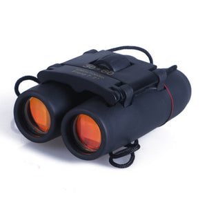 30x60 Zoom Telescope Binoculars with Low Light Night Vision Mini Portable