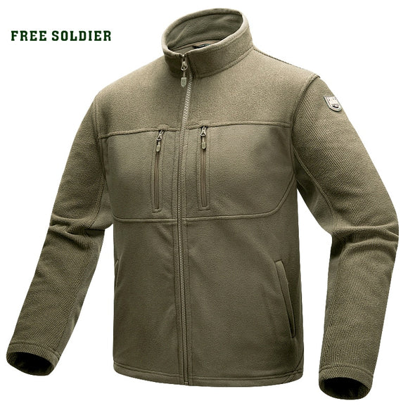FREE SOLDIER Outdoor Sports Camping Hiking Tactical military Men's Jacket