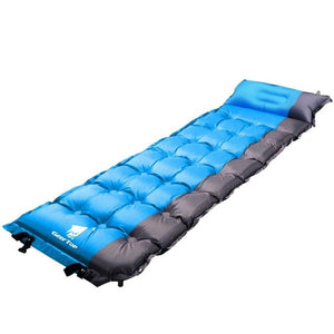 GeerTop Self Inflatable Air Mattress Splicable Waterproof