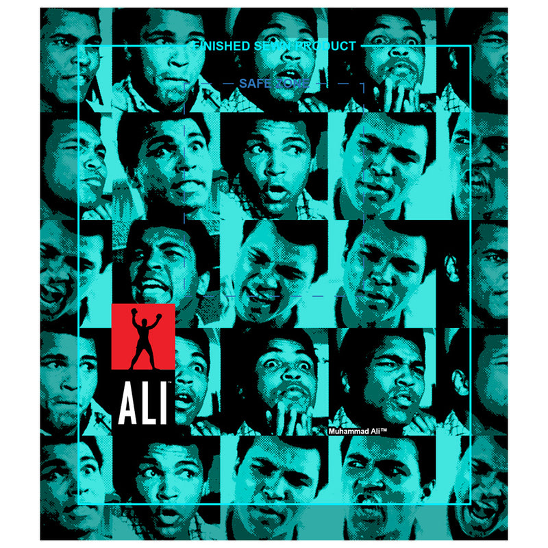 Muhammad Ali Face the Greatness