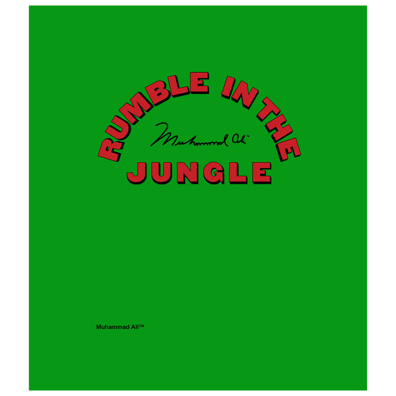 Muhammad Ali Rumble in the Jungle Logo