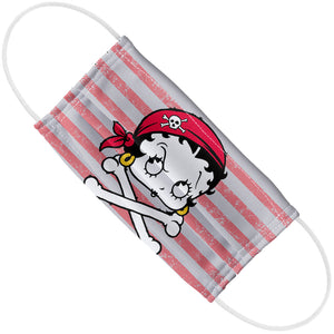Betty Boop Pirate Adult Flat View