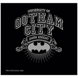 Load image into Gallery viewer, Batman University of Gotham Adult Mask Design Full View