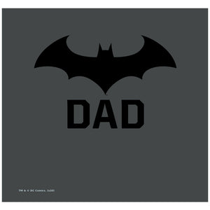 Load image into Gallery viewer, Batman Hush Dad Adult Mask Design Full View