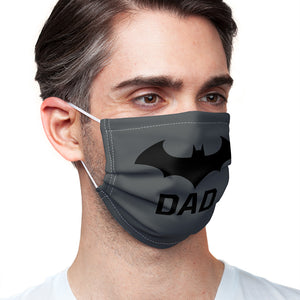 Load image into Gallery viewer, Batman Hush Dad Adult Main/Model View