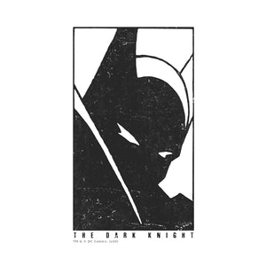 Batman An Icon Adult Mask Design Full View