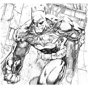 Load image into Gallery viewer, Batman Pencils