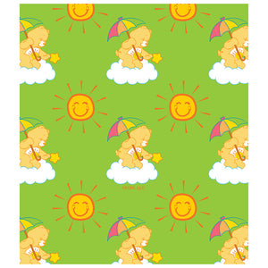 Load image into Gallery viewer, Care Bears Funshine Bear Pattern
