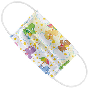 Care Bears Cloud Pattern Kids Flat View
