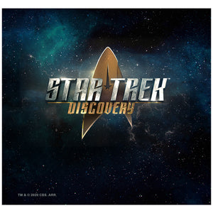 Load image into Gallery viewer, Star Trek Discovery Logo