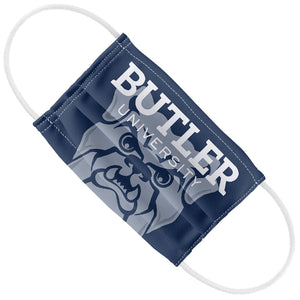 Load image into Gallery viewer, Butler University Bulldogs Blue Kids Flat View