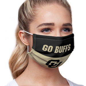University of Colorado Go Buffs Adult Main/Model View