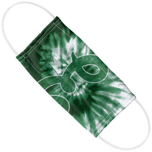 Eastern Michigan University Eagles - EMU Tie Dye Adult Flat View