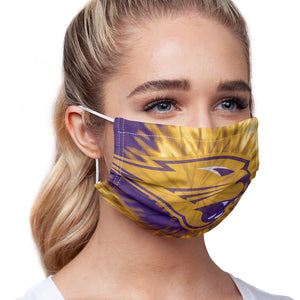 University of Northern Iowa Panthers Tie Dye Adult Main/Model View