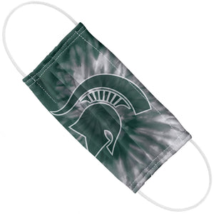 Michigan State University Spartans MSU Tie Dye Adult Flat View