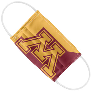 University of Minnesota Gophers Maroon and Gold Kids Flat View