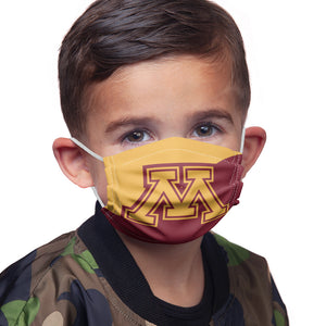 University of Minnesota Gophers Maroon and Gold Kids Main Model View