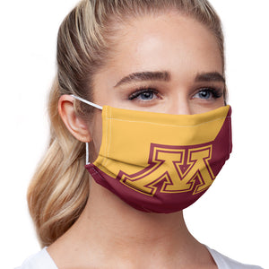 University of Minnesota Gophers Maroon and Gold Adult Main/Model View