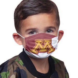 University of Minnesota Maroon and White Kids Main Model View