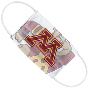 Load image into Gallery viewer, University of Minnesota Golden Gophers - Away Kids Flat View