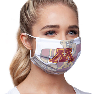 University of Minnesota Golden Gophers - Away Adult Main/Model View