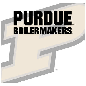 Purdue Boilermakers - Away Adult Mask Design Full View