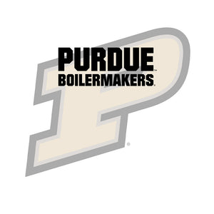 Purdue Boilermakers - Away Kids Mask Design Full View