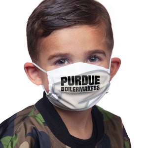Purdue Boilermakers - Away Kids Main Model View