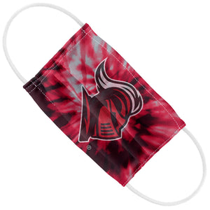Rutgers University Scarlet Knights Tie Dye Kids Flat View