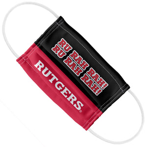Load image into Gallery viewer, Rutgers Scarlet Knights - RU RAH RAH Kids Flat View