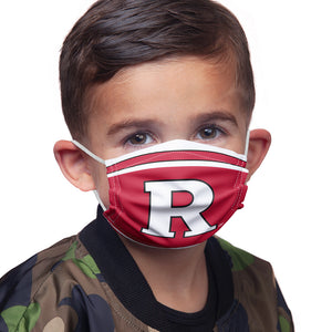 Rutgers University Primary Logo Classic Kids Main Model View