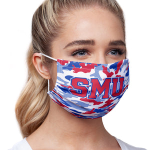 Southern Methodist University - SMU Mustangs Camo Adult Main/Model View