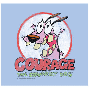 Courage the Cowardly Dog Vintage Courage