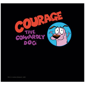 Courage the Cowardly Dog Courage Logo