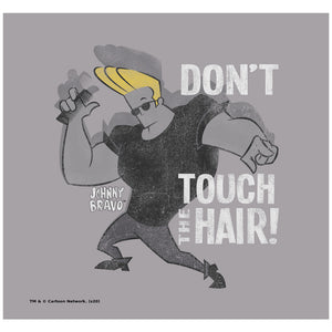 Johnny Bravo Hair