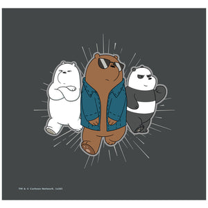 We Bare Bears Jacket