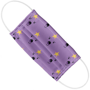 Adventure Time Lumpy Space Princess Pattern Adult Flat View