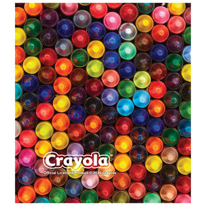 Crayola Crayon Tips Kids Mask Design Full View