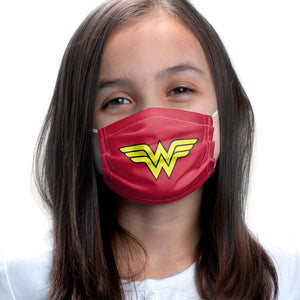 Wonder Woman Classic Logo Kids Main Model View