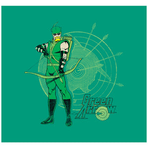 Load image into Gallery viewer, Justice League Green Arrow Bullseye Target