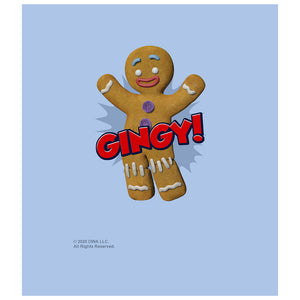 Load image into Gallery viewer, Shrek Gingy Kids Mask Design Full View
