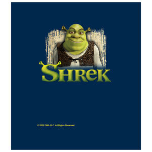 Load image into Gallery viewer, Shrek Happens Kids Mask Design Full View